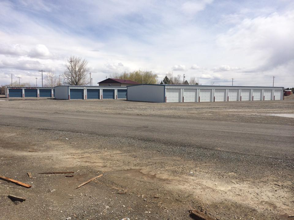 Powell, WY storage units