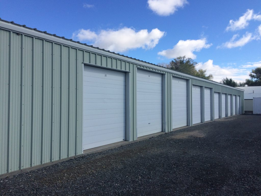 rent large storage units in Powell, WY